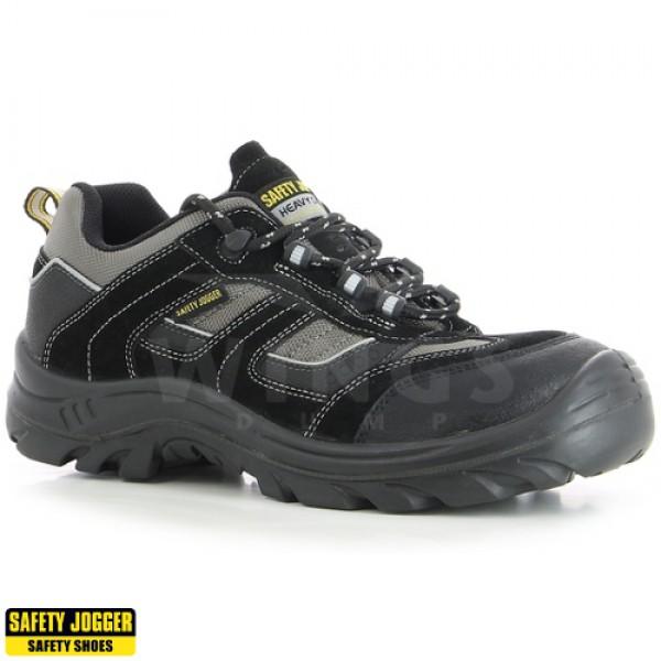 Safety Jogger Jumper werkschoen zwart