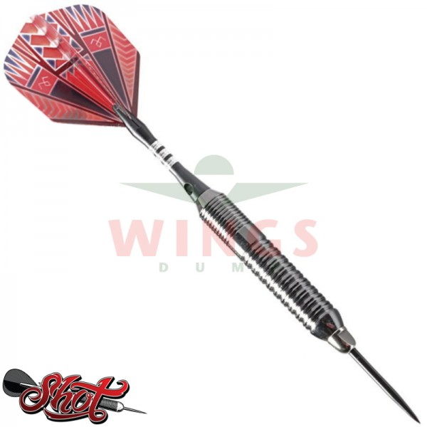 Shot Raven steel / softtip darts