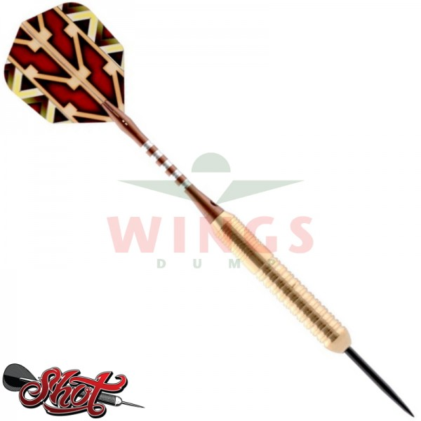Shot Talisman brass darts