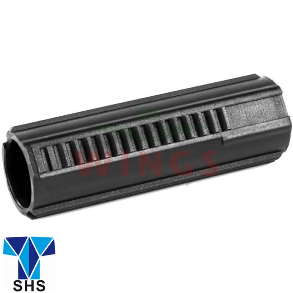 SHS 15 steel teeth piston black TT-0085
