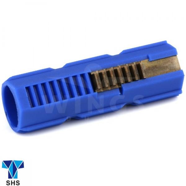 SHS 7 steel teeth piston blue TT-0044