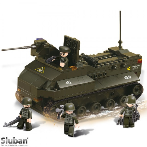 Sluban Amfibie Tank