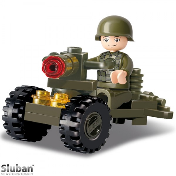Sluban Anti-tank Kanon