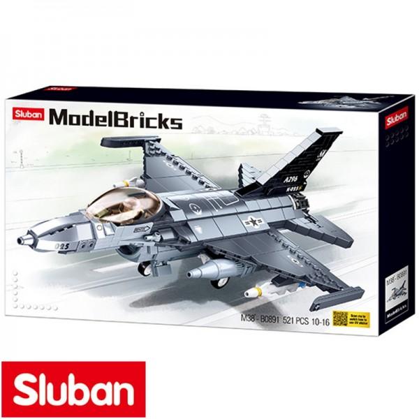 Sluban Falcon fighter