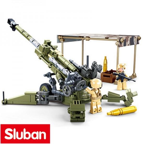 Sluban Howitzer afweergeschut
