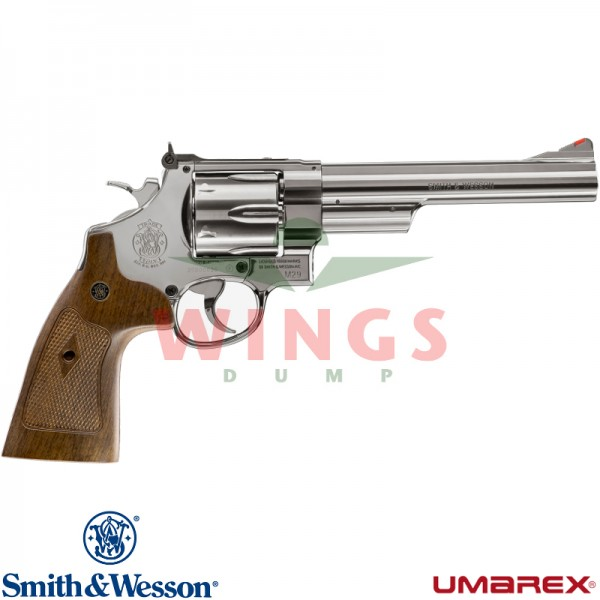 Smith & Wesson Model 29 revolver 6,5 inch