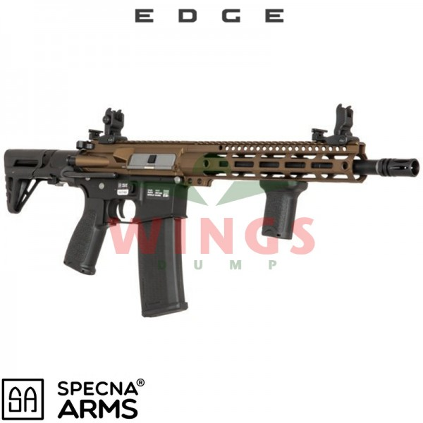 Specna Arms Edge SA-E20 PDW bronze full metal replica