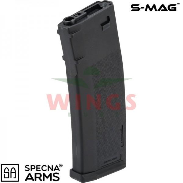 Specna Arms S-Mag M4 hi-cap magazijn 250 rounds