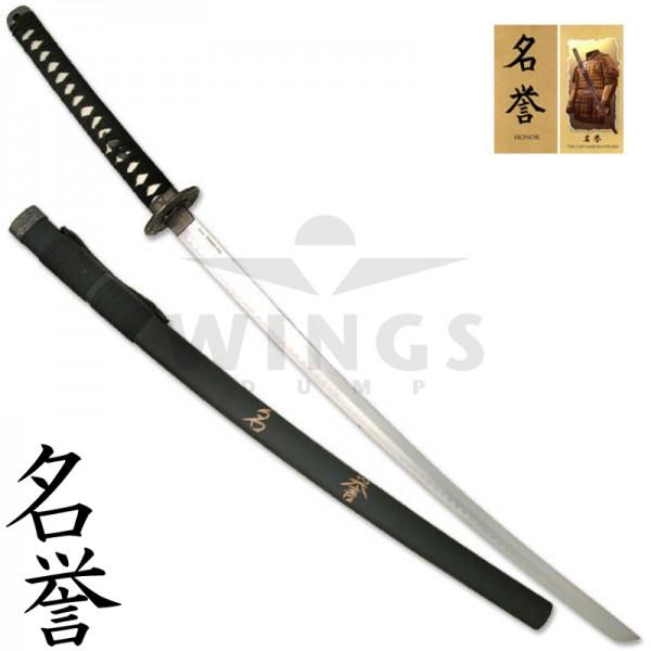 Samuraizwaard zwart Honor