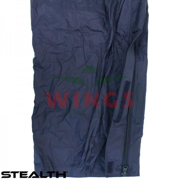 Regenbroek Stealth ademend blauw