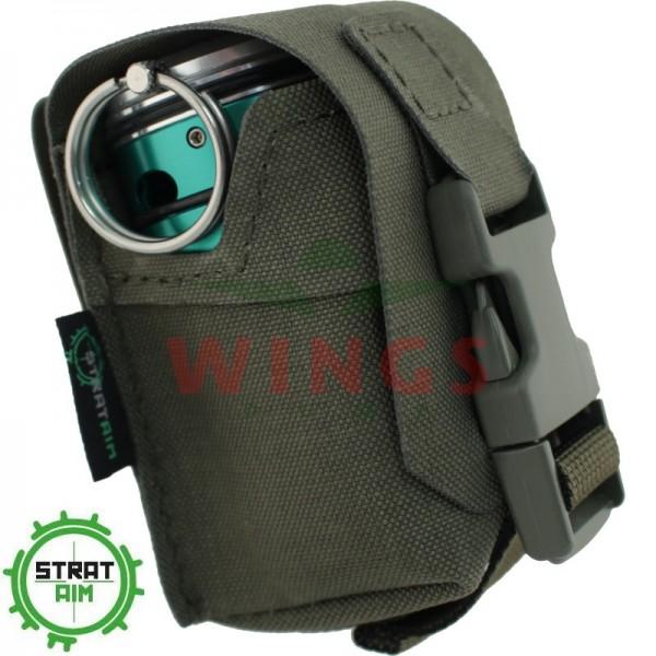Strataim grenade pouch ranger green