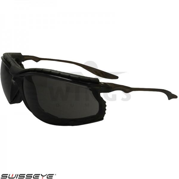 Swiss Eye Sandstorm bril zwart
