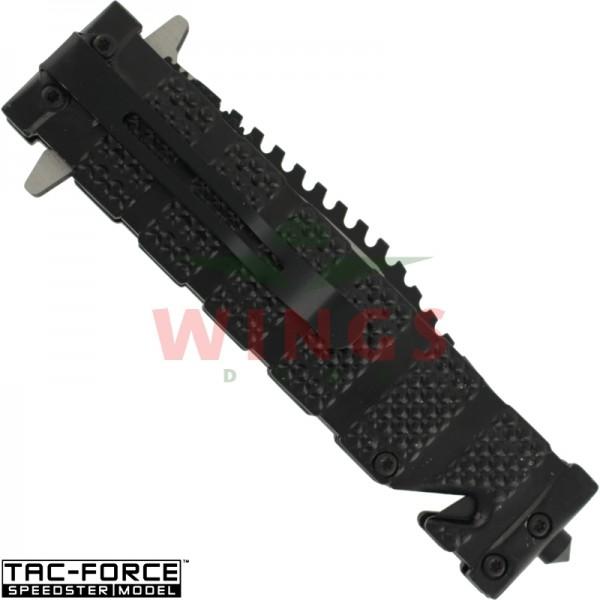 Tac-Force lockmes 230 mm bayonetstyle halfauto