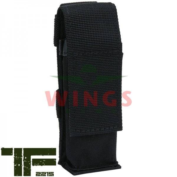 Meshoes TF-2215 cordura zwart 11 cm.