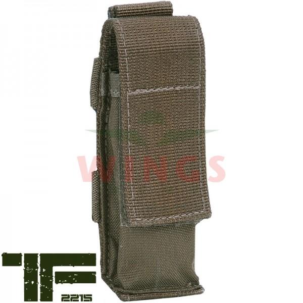 Meshoes TF-2215 cordura groen 11 cm.