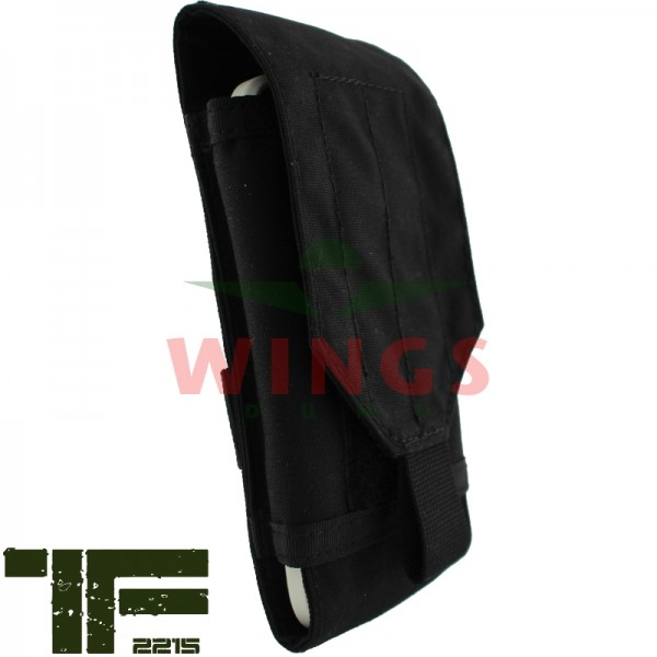 Molle mobile phone pouch TF-2215 zwart