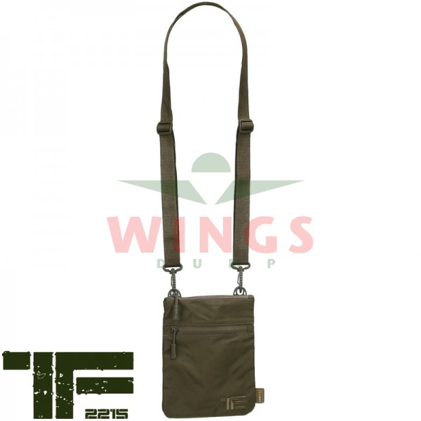 TF-2215 EDC document pouch groen