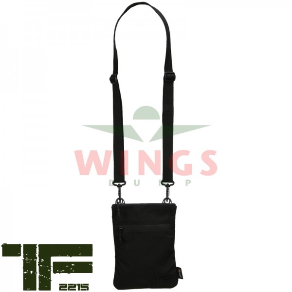 TF-2215 EDC document pouch zwart