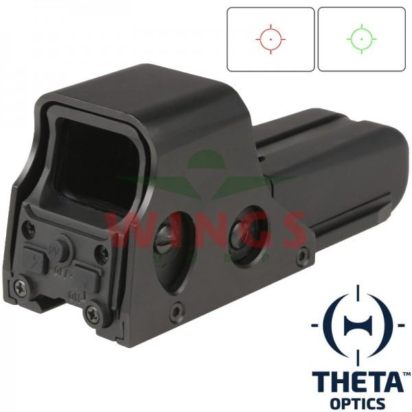 Holographic sight 552 met red en green dot zwart