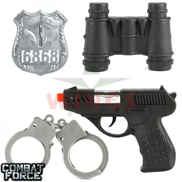 Combatforce Police speelgoed set