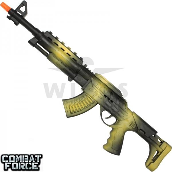 Speelgoed geweer AK-47 62 cm. green