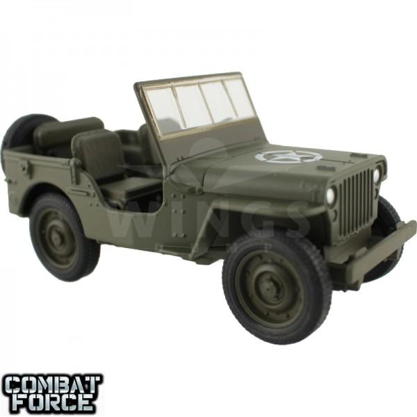 Speelgoed die-cast Willys Jeep 1941 MB