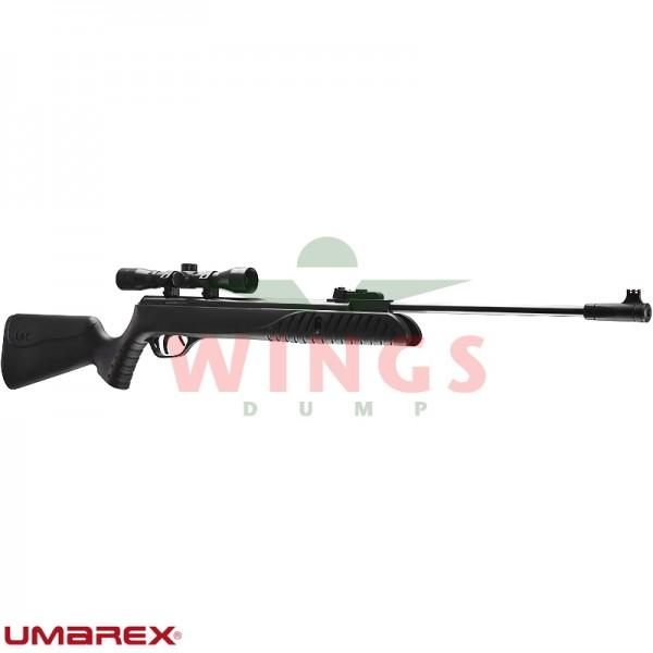 Umarex Syrix met scope 4,5 m.m.