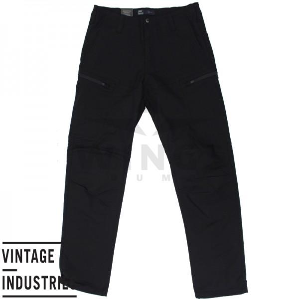 Vintage Industries Kenny Technical Pant black