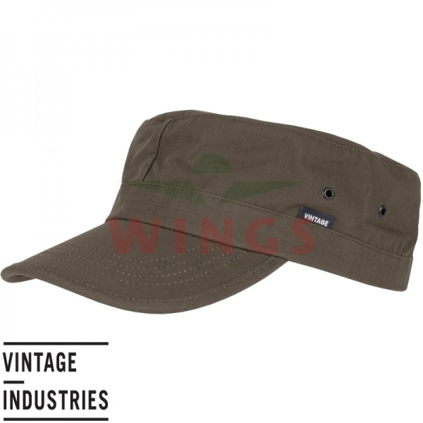 U.S. cap Vintage Industries dark khaki