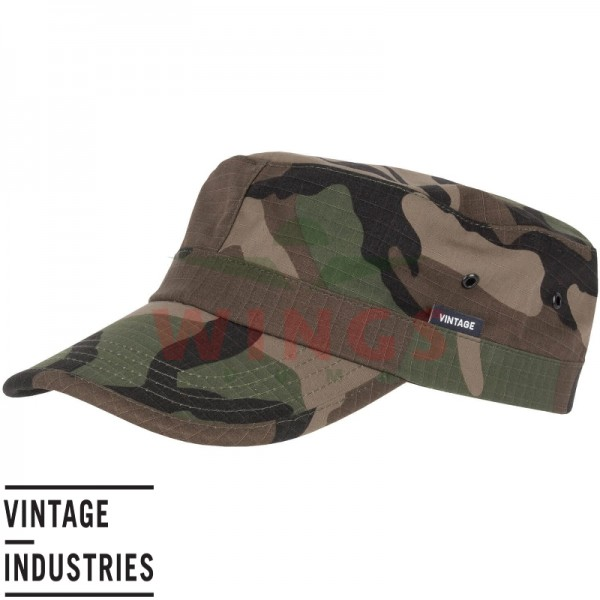 U.S. cap Vintage Industries woodland