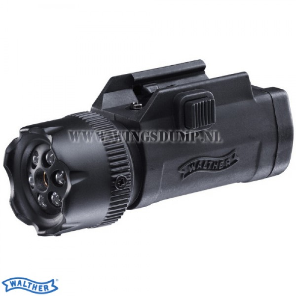 Walther lasersight met leds