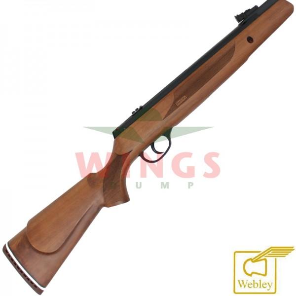 Webley VMX Classic Wood 4,5 m.m.
