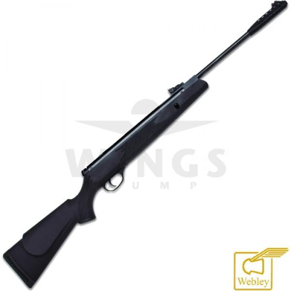 Webley VMX zwart 4,5 m.m.