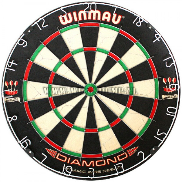 Winmau Diamond dartbord
