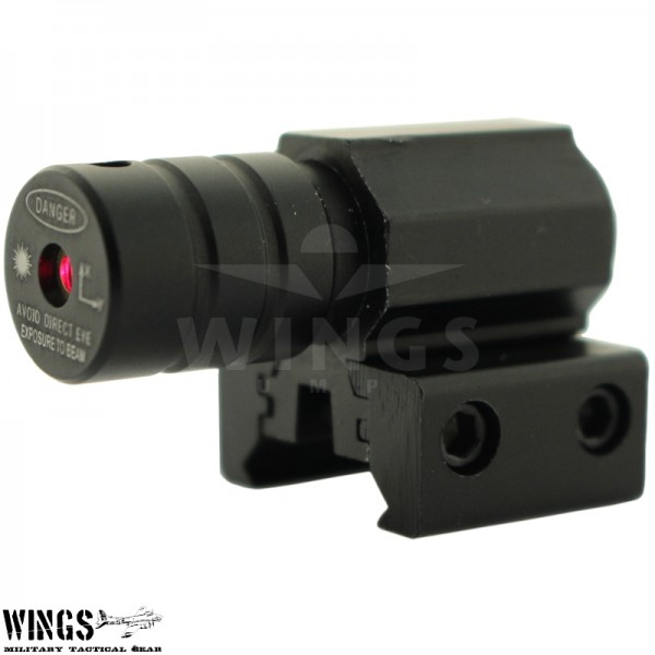 Wings lasersight for 11 and 20 m.m. rail
