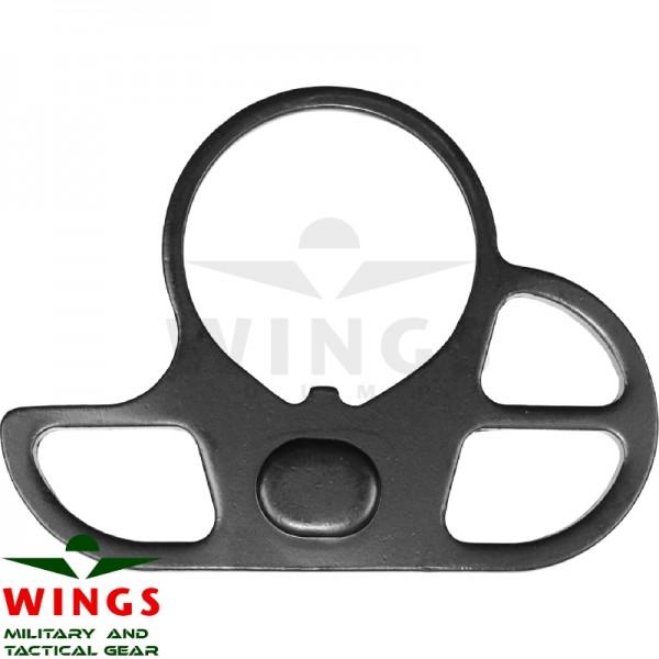 CQD rear sling mount 3-hole ambi