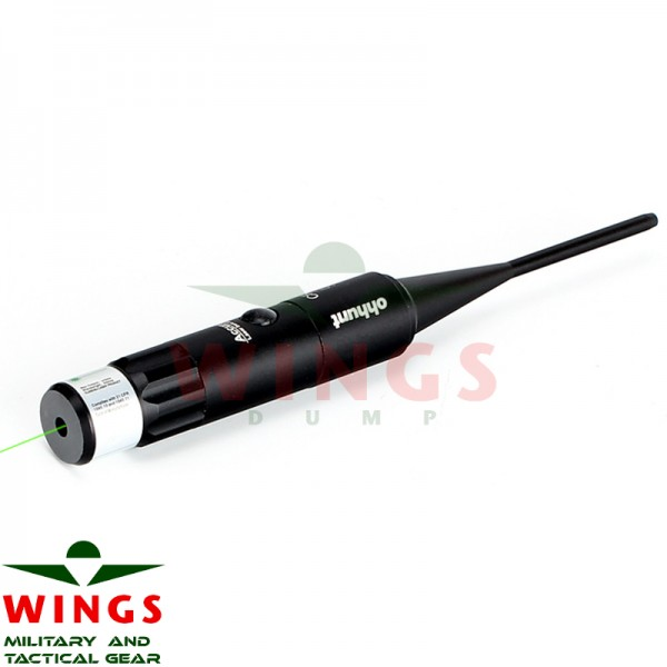 Wings laser bore sighter green