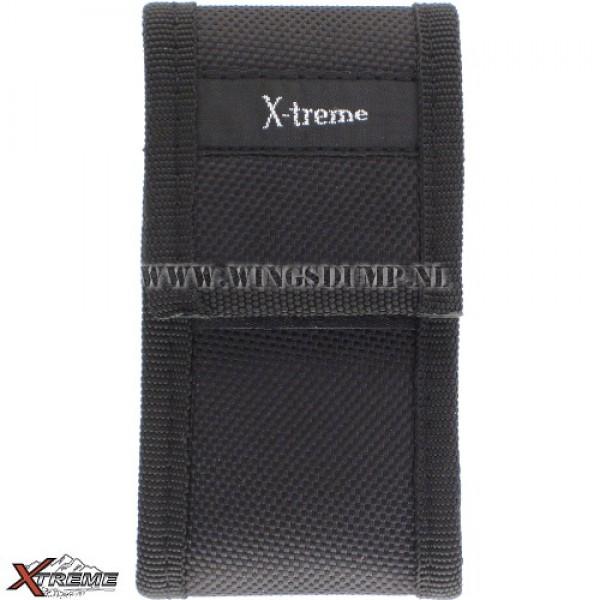 Meshoes X-treme cordura stretch zwart
