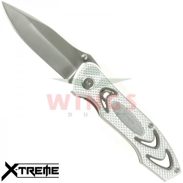 X-treme lockmes 198 mm silverholes