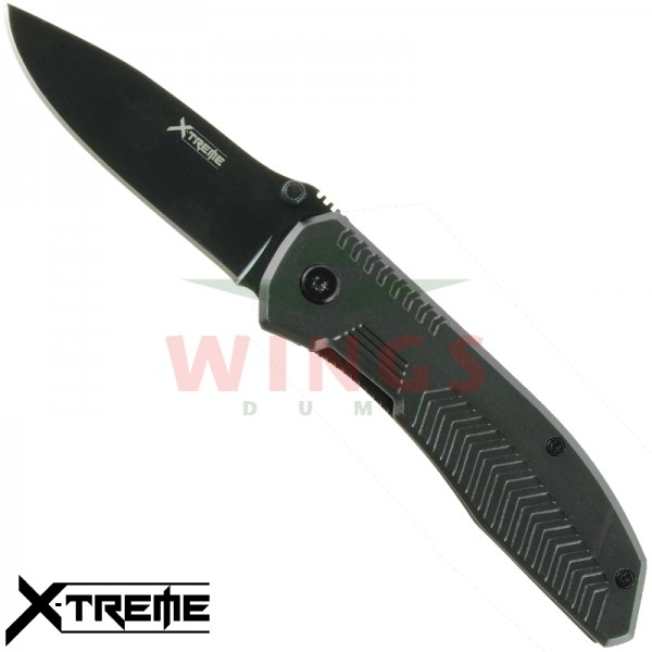 X-treme lockmes 186 mm grey arrow