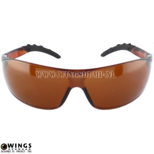 Zonnebril Toxic AZ-310 Brown
